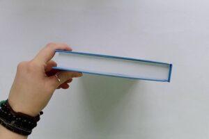 Толстая книга формата А4 в твердом переплете на КБС фото2